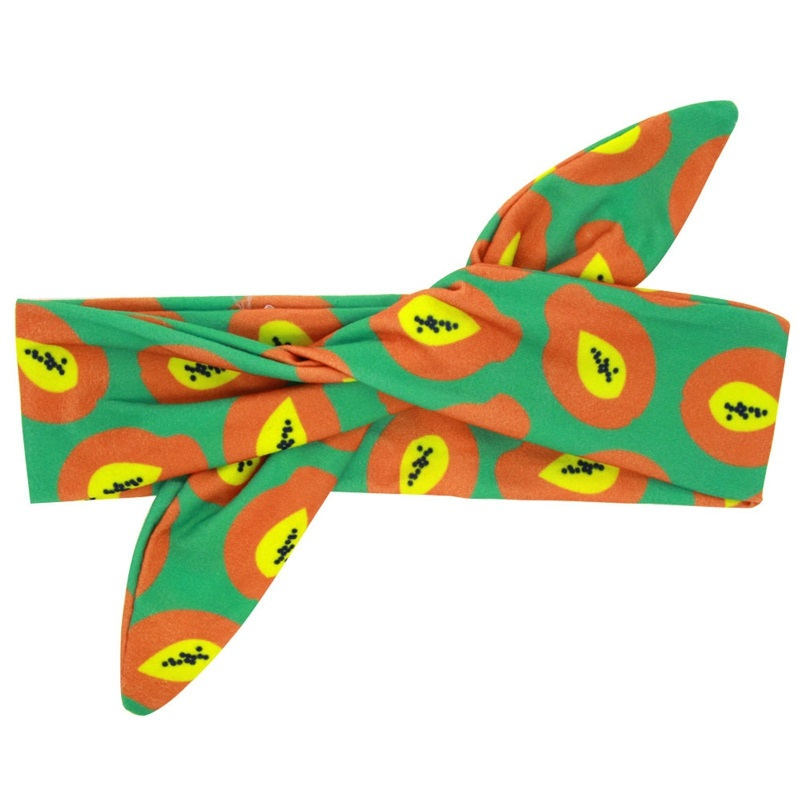 Couvre-fruits Fruit Naturalwell Limonade Cravate FruitKanot Turban - Accessoires pour vêtements - Photo 6