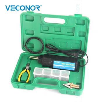 Profesyonel Sıcak Zımba Plastik Tamir Sistemi Kaynak Tabancası Tampon Fairing Otomatik Vücut Aracı Plastik Kaynakçı Zımba