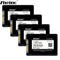 Zheino A1 2 5 Inch SATA3 30GB 60GB 120GB 240GB 480GB SSD 2D MLC Flash SATA