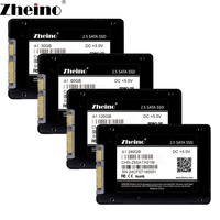 Zheino A1 2 5 Inch SATA3 30GB 60GB 120GB 240GB SSD 2D MLC NAND Flash 7MM