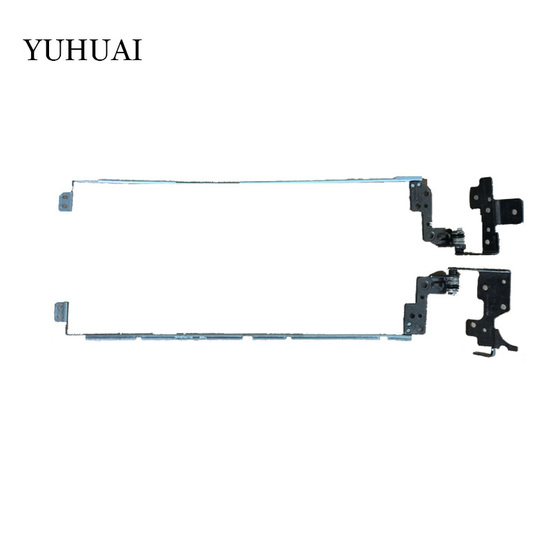 New Laptop Lcd Hinges For HP 15-g000 15-r000 15-g 15-r 250 G3 255 G3 256 G3 15-r007nc 15-r008nc 15-r009nc 15-r010nc Series R & L laptop new original black for hp for touchsmart xt 15 15 4000ea series lcd top cover