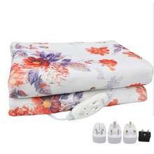 Cobertor elétrico quente, para o corpo manta elétrica 220v cobertor aquecido elétrico tapete aquecido