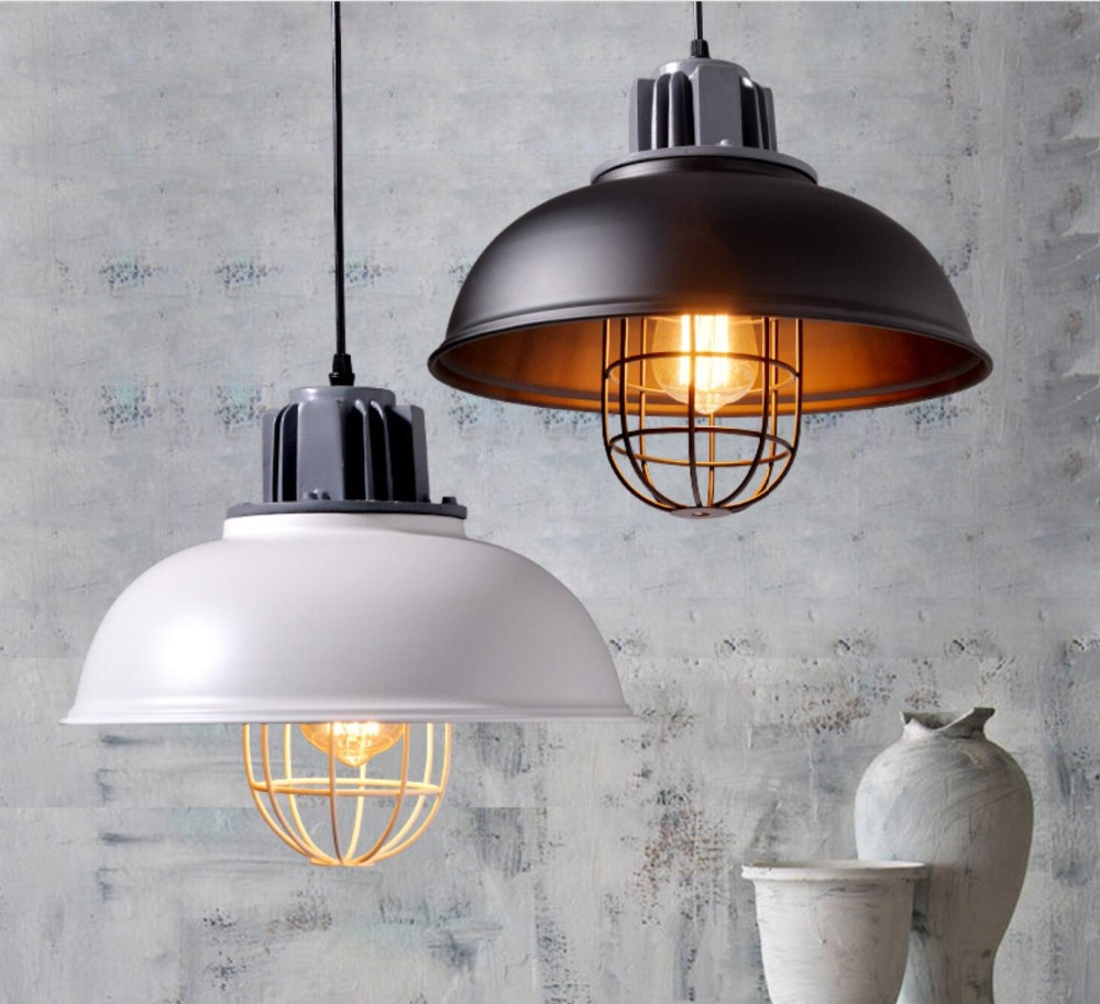 все цены на Vintage Loft Cafe Restaurant Bar Cellar Retro Iron Pendant Light Industry Style Decoration