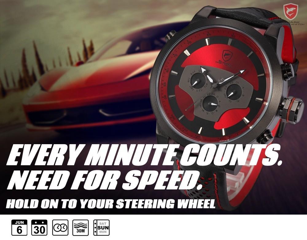 HTB1LfYUFVXXXXcpXFXXq6xXFXXXd - Requiem Shark Sport Watch - Red SH207