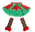 Free Shipping 2-10Years Princess Fluffy Girls Chiffon Skirts Children's Tutu Skirts Baby Kids Pettiskirt Dancing Christmas Skirt