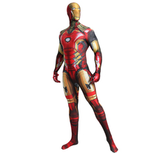 Deluxe Quality Iron Man Costume Adult Endgame Superhero For Men Cosplay Halloween
