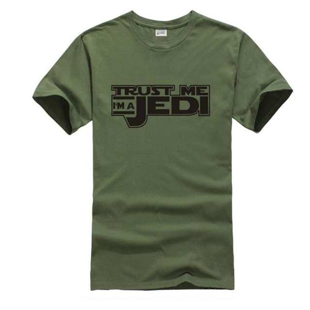Star Wars Men T-Shirt – Trust Me I'm Jedi