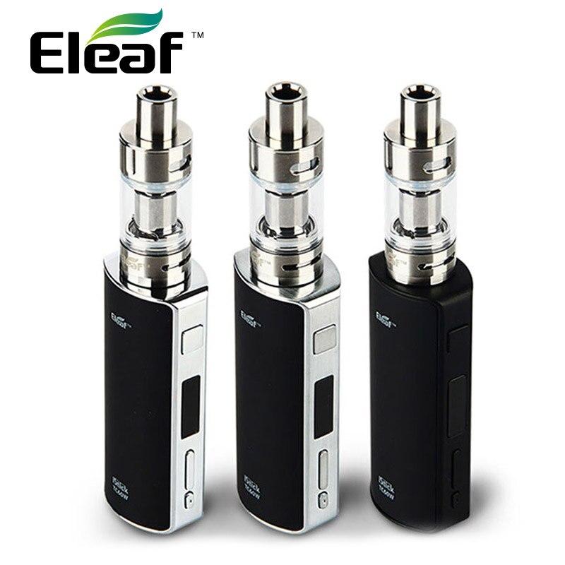 Originale 60 W Eleaf iStick Kit con Melo 2 Serbatoio 4.5 ml Atomizzatore & Eleaf iStick 60 W Box MOD Sigaretta Elettronica VS Pico Vape Kit