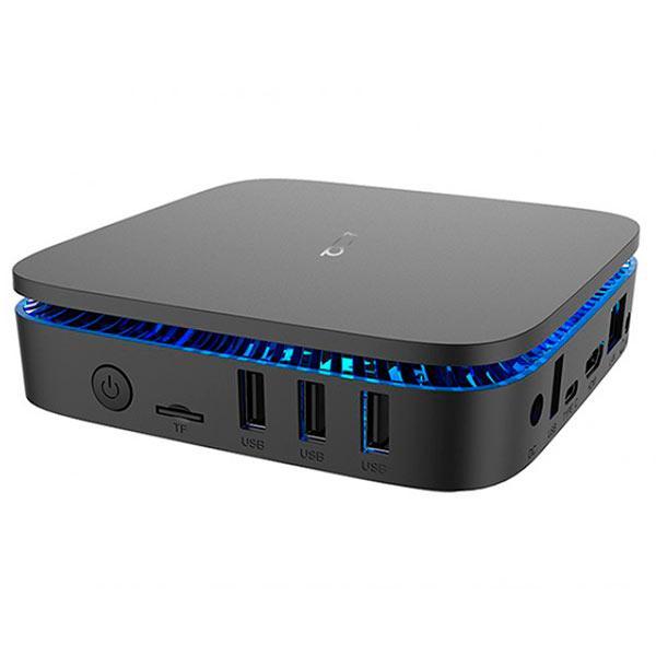 Computer Xmini Billow CPU Intel J3355 4 GB Ddr3 64 GB Internal Slot Sata WiFi Dual Band Rj45 1 GB Type C Input Bt.4.0