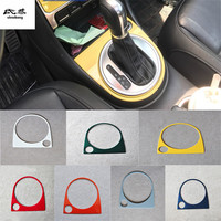 1pcs/lot Car stickers car accessories ABS material Window lift panel decoration cover for 2013 2018 Volkswagen VW Beetle