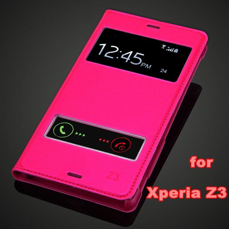 Funda de batería de moda para Sony Xperia Z3 D6603 D6643 D6653 D6616 - Accesorios y repuestos para celulares - foto 4