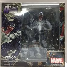 Marvel Action Figures Gift Giving Venom Toys BJD Dolls