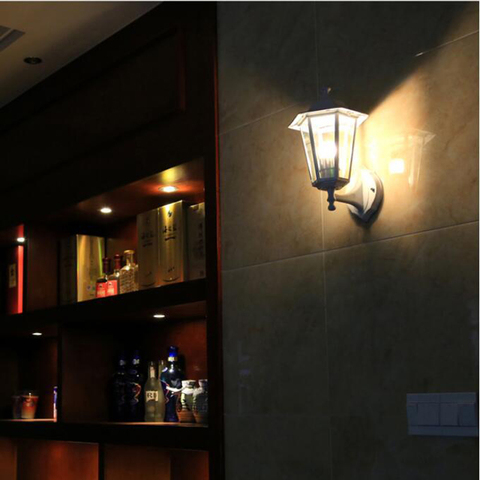 balcony lamp
