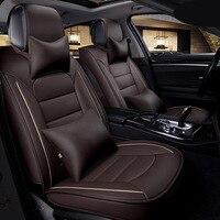 New Sport Customization Car Seat Cover General Cushion Car Pad Car Styling For BMW Audi Honda