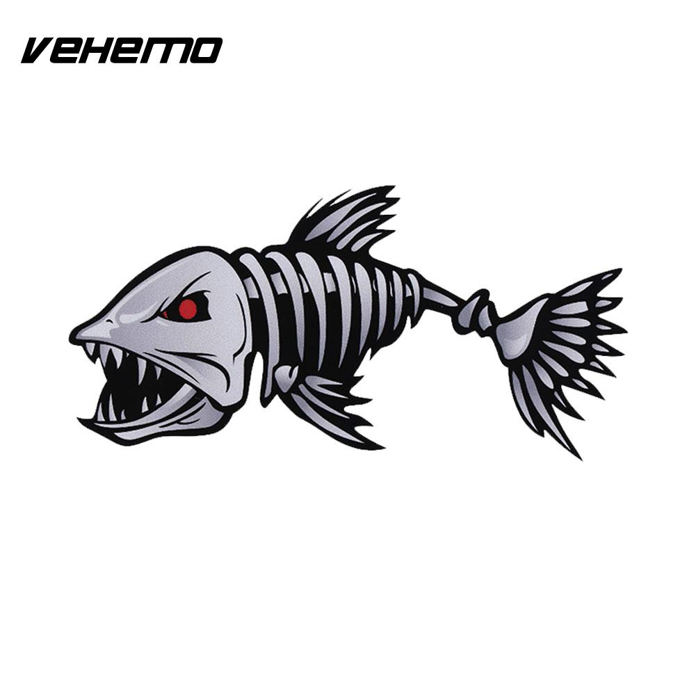 VEHEMO Cars 15x8cm Car Stickers Stickers Decal Auto Whole Body Universal Decorative Stickers Reflective Pattern