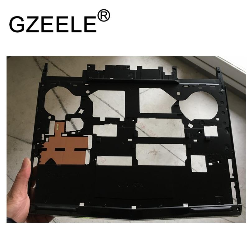 GZEELE new for DELL Alienware 13 R3 m13x r3 Laptop Bottom Base case Access Panel Assembly - N6KFV 0N6KFV new for dell alienware 13 m13x bottom base cover case 0cr1w9 ap1fu000310