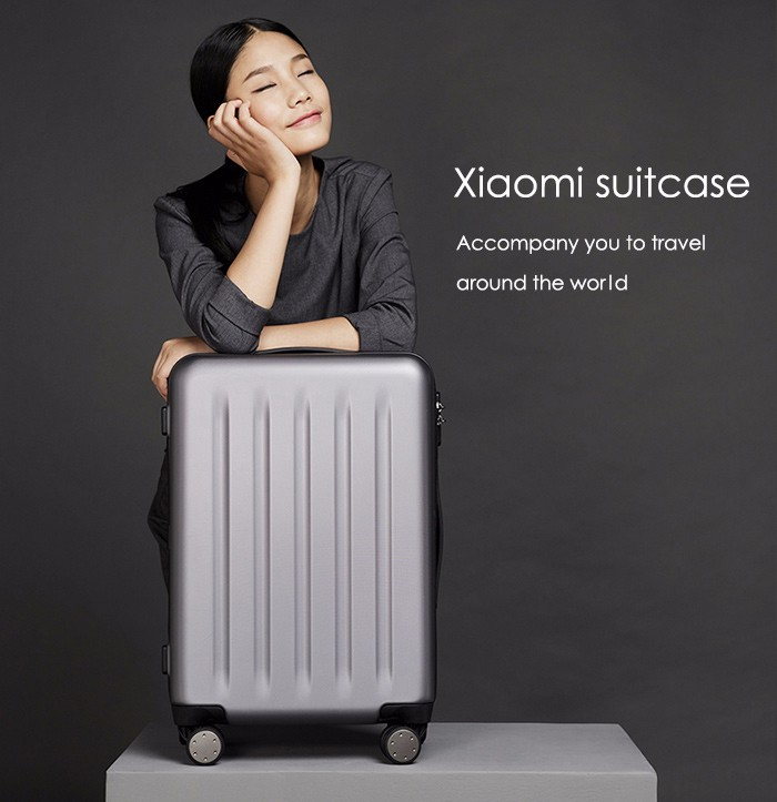 Original Xiaomi 90 Minutes Spinner Wheel Luggage Suitcase 20 Inch for 15 Inch Laptop SPSR (7)