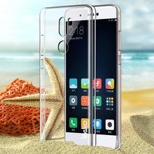 Оригинал Imak Ультра Тонкий Жесткий Пластмассовый Корпус Для Xiaomi 5S Плюс дело Прозрачного Хрусталя Защитная Крышка Вернуться Телефон Случаях Для Mi5s Плюс