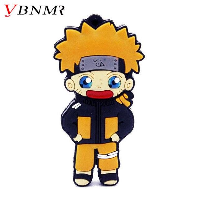 Naruto's characters USB Flash Drives