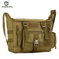 Military Mens Messenger Bag Tactical Backpack MOLLE Crossbody Shoulder Bags Multifunctional Professional Outdoor Sport Bag
