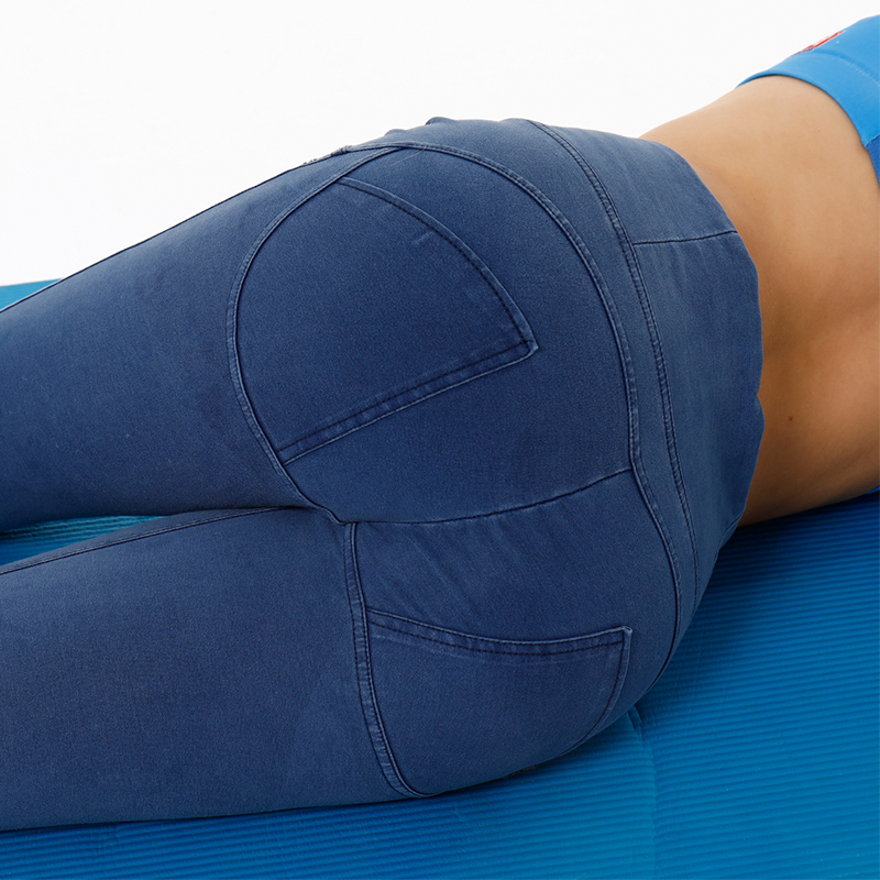 871593d8be94d AK's hand butt lifting jeans high waist shape supper stretch denim pants  beautiful women tight jeans