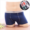 Hot Modal Spandex Luxury Brand Mens Shorts 20 Colors Underwear Boxer Breathable Skin Care Sexy Pants Large Size Quality Boxed