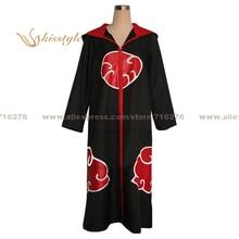Kisstyle moda Naruto uchiha itachi uniforme nueva ropa Cosplay traje 63f42ea5ae78