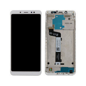Image 3 - สำหรับ Xiaomi Redmi หมายเหตุ 5 Pro จอแสดงผล LCD หมายเหตุ 5 สัมผัสหน้าจอ Digitizer ASSEMBLY REPLACEMENT สำหรับ Xiaomi Redmi Note5 5.99 นิ้ว LCD