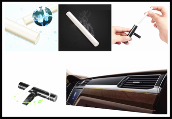 Mini Car Air Export Aromatherapy Stick Freshener Perfume Supplement for Volkswagen VW B6 Jetta Mk5 MK6 Any Cars image
