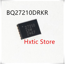 NEW 10PCS/LOT BQ27210 BQ27210DRKR 27210 WSON-10  IC