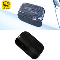 CAR MANGO for BMW G30 5 series 2018 2017 Car Fuel cap Oil Gas Tank Cap Cover Trim Car Exterior Accessories Fit