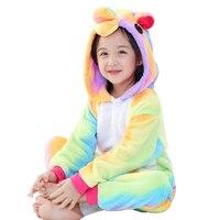 Animal Cartoon Pajama Onesie Baby Pajamas Funny Animal Kids Girls Boys Children Stitch Sleepwear Onesies Nightwear