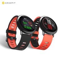 Английская версия Новая Huami Amazfit темп Смарт часы gps Smartwatch Носимых устройств Смарт часы 1,2 ГГц 512 МБ/ 4 ГБ для Xiaomi IOS