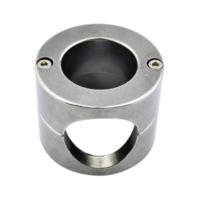 Stainless Steel Pendants Scrotum Cockring Penis Ring JJ Ring Testis Shackles Alternative Toys Adult Products for Men B2-2-101 wearable penis sleeve extender reusable condoms sex shop cockring penis ring cock ring adult sex toys for men for couple