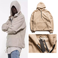 Fear Of God Hoodies Justin Bieber Fleece Cotton Pullover FOG Winter Sweatshirt Kanye West High Quality Fear Of God Hoodies