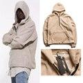 Temor De Deus Hoodies Justin Bieber Fleece Pulôver de Algodão NEVOEIRO Inverno Moletom Kanye West Temor De Deus Hoodies de Alta Qualidade