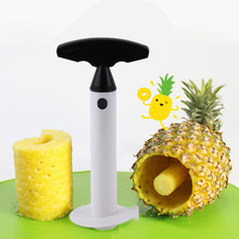 2016 Practical Plastic Home Kitchen Fruit Pineapple Peeler Corer Slicers Cutter Fruit Salad Home Accessories Easy Use