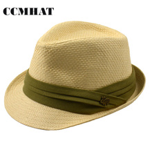 2017 Fashion Summer Fedora Hat For Woman Paper Sunscreen Fedora Hat For Men Cotton Sweat Zone Chapeu Men's Fedora Accessories