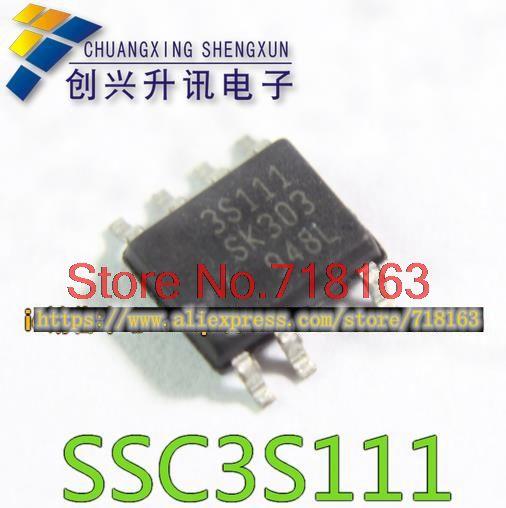 1pcs/lot SSC3S111 3S111 SOP-7  In Stock