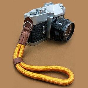 Image 3 - 10pcs Nylon Micro single camera wide plate wrist band hand For Micro single camera