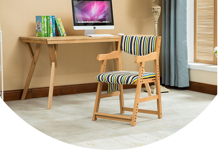 Living Room Children Dining Chair Garden Baby Stool Free Shipping Solid Wood Frame Furniture Shop