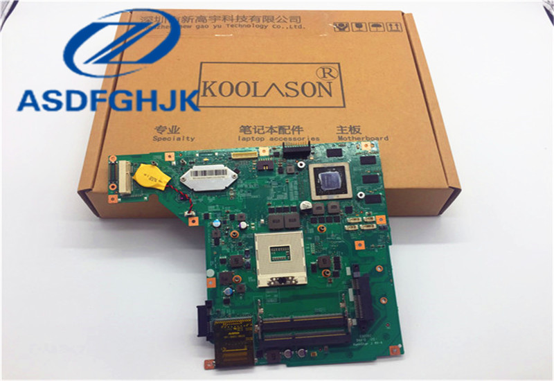Laptop Motherboard MS-16G5 FOR <font><b>MSI</b></font> GE620DX <font><b>GE620</b></font> GE60 MS-16G51 NON-INTEGRATED HM65 DDR3 100% Work OK image
