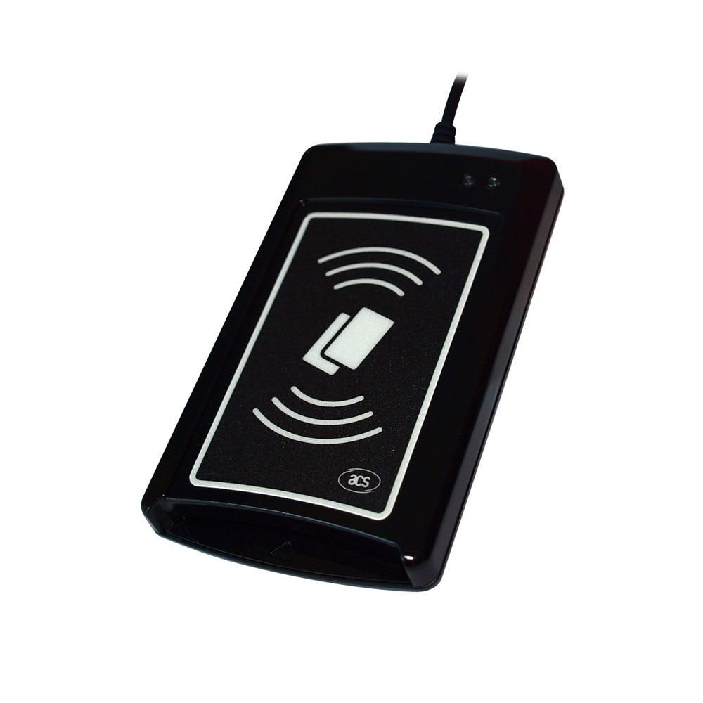ACR120U Upgrade Version ACR1281U C8 USB RFID Reader Writer SDK 2PCS MF1 S50 Card