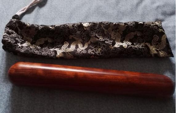 Бразильская роза дерево бесконечная палка/палка для занятия упражнениями тай-цзи тайчи палка круглая голова боевые искусства стержни кунг-фу бар удобная модель