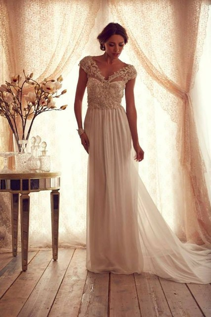 Love Story Wedding Dress Turkey Beach Bridal Gowns 2017 Alibaba Dresses Cap Sleeve Weding Gown