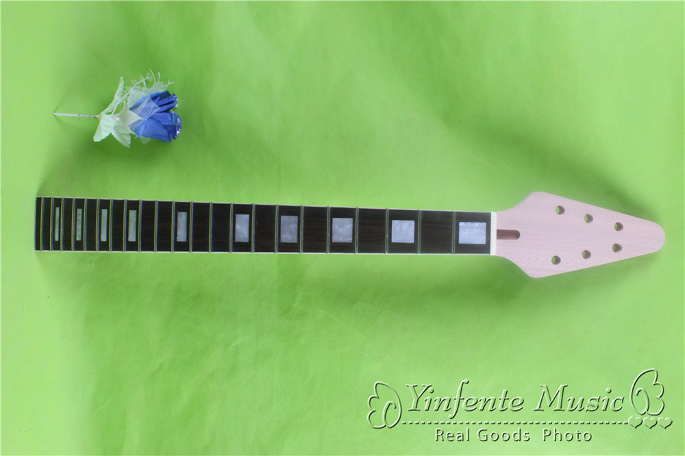 one unfinished 22 fret 24.75 inch 628mm electric guitar neck Solid wood 22 fret New ROSEWOOD FINGERBOARD free shipping unlocked wireless huawei e220 3g usb modem hsdpa 3 6mbps network card support google android tablet pc