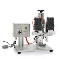 GJ-6100 Eendenbek cap vergrendeling machine capping machine cap sluitmachine, spray fles capping machine