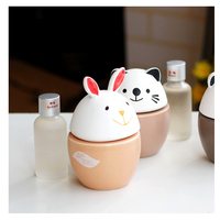 Sweet pet household supplies fragrance atmosphere car office ceramics without fire incense set a gift