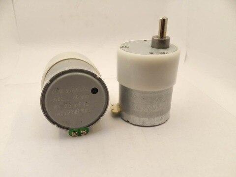 4 pcs 35zyl002 9 v 110 rpm alta precisao low noise dc 530 motor com