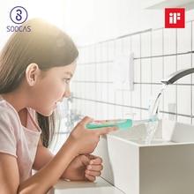 Xiaomi Soocas C1 электрическая зубная щетка детей soocare детская зубная щетка электрическая звуковая ультра sonic перезаряжаемая зубная щетка